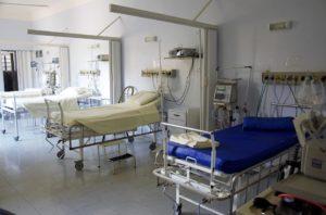 Ziekenhuiskamer